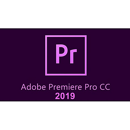 Adobe Premiere Pro CC 2019 Serial Key