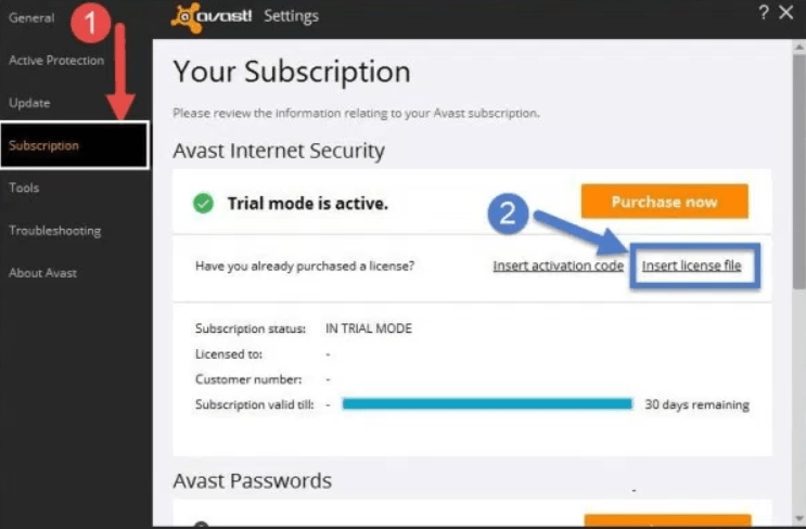 Avast Driver Updater Registration Keys