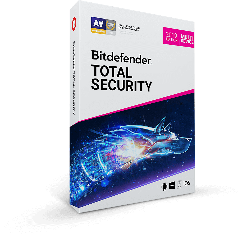 Bitdefender Total Security Pro Crack