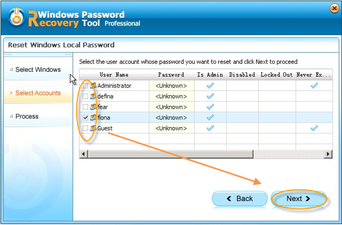 Windows Password Recovery Tool Pro Crack