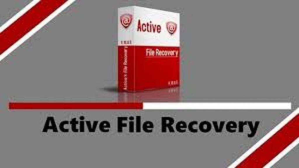 Active File Recovery Pro 21.0.1 Crack