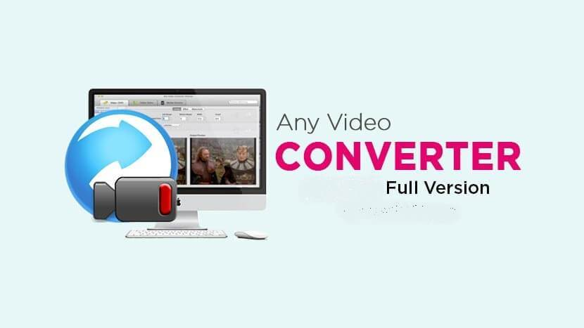 Any Video Converter Pro 2020 Crack