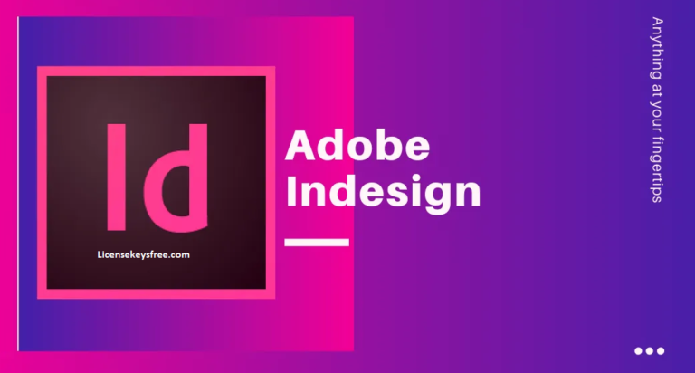 Adobe InDesign 16.0.1.109 Crack