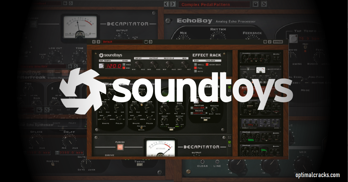 SoundToys Full Crack