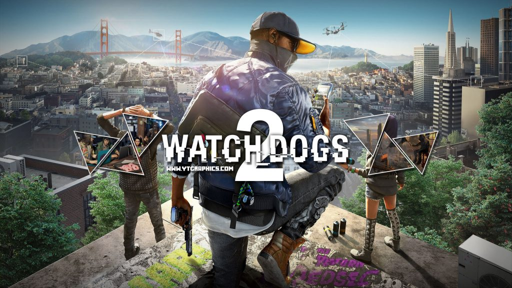 Watch Dogs 2 Full V1.17 Crack