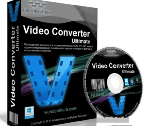 Wondershare Video Converter 12.5.1.8 Ultimate Crack
