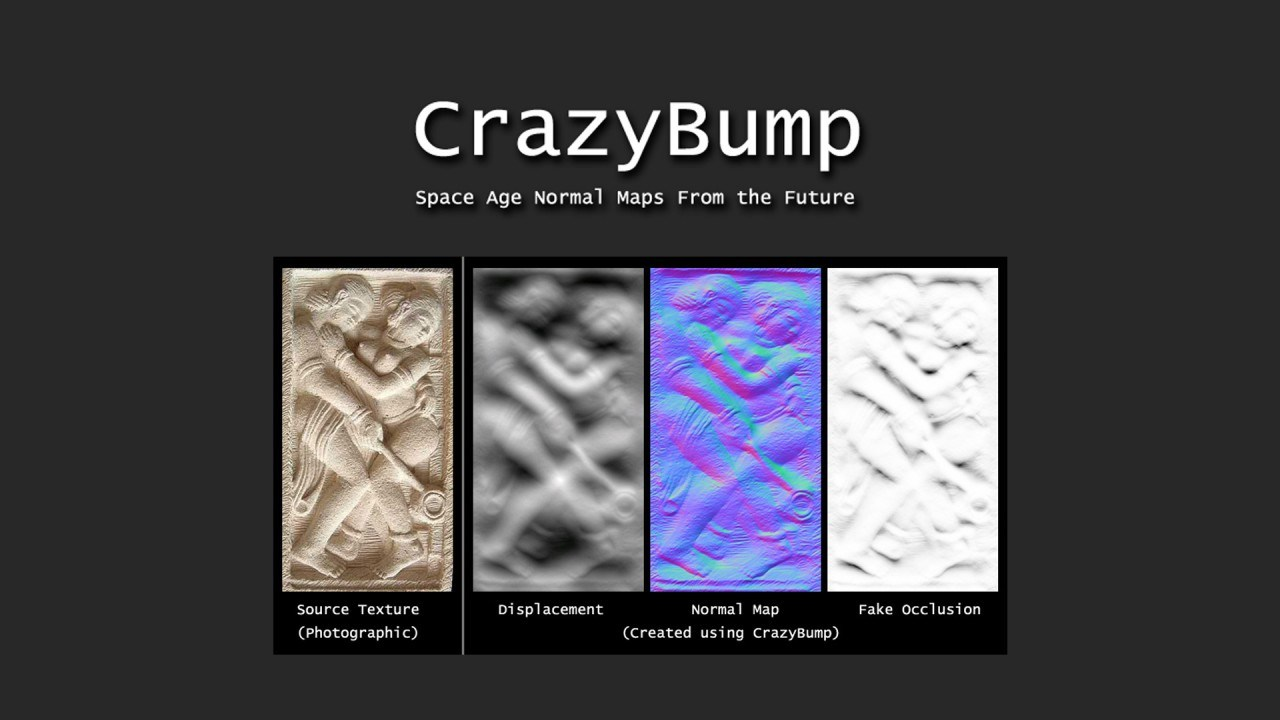 CrazyBump Full Crack