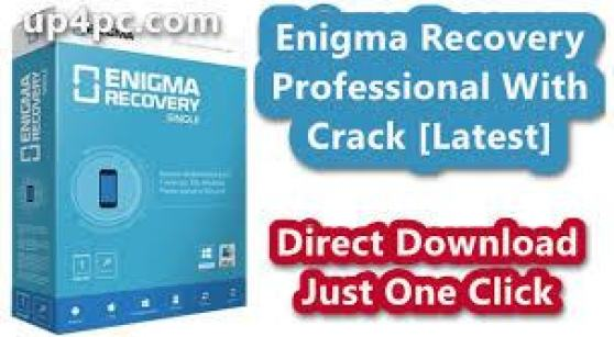 Enigma Recovery Pro 3.6.1 Crack