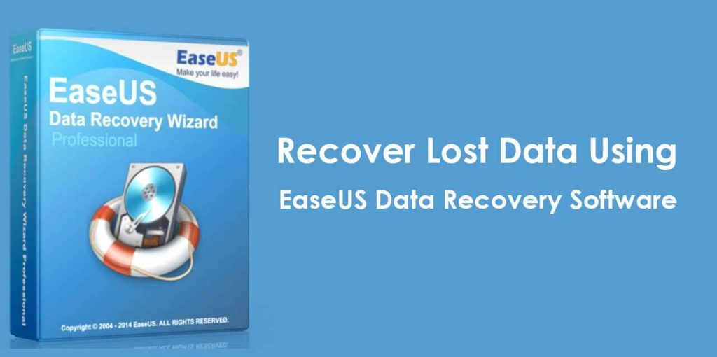 EaseUS Data Recovery Pro 13.6.0 Crack