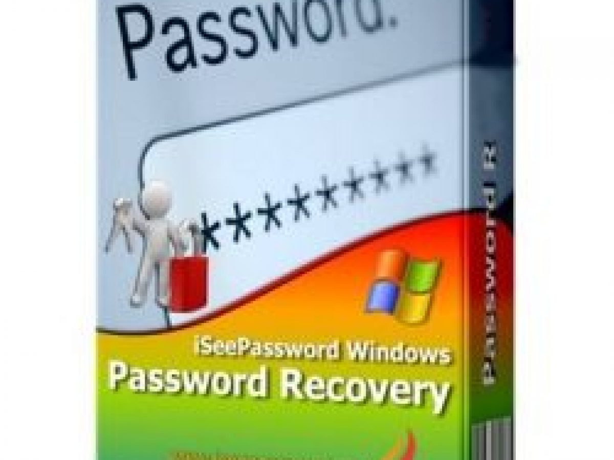 iSeePassword Windows Password Recovery Full Crack