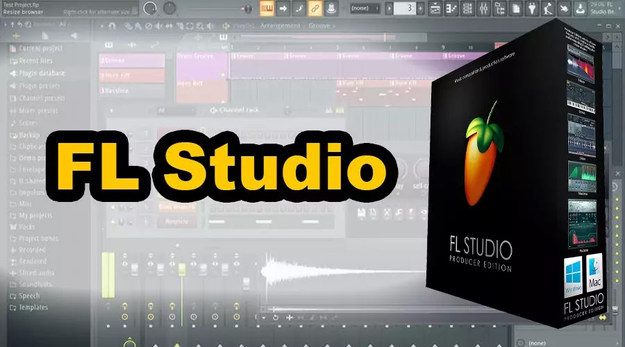 FL Studio 2021 Crack